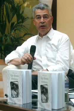 Oplatka András: Egy döntés története c. könyvbemutató, 1989.09.11.