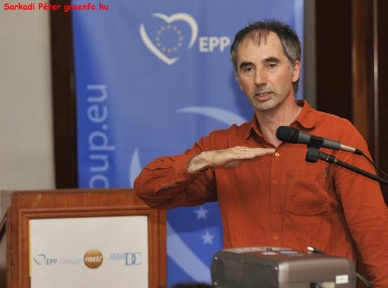 Bárdos Deák Péter, Duna Konferencia, 2010.05.15.