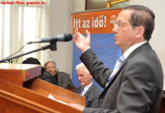 Illés Zoltán, Duna Konferencia, 2010.05.15.