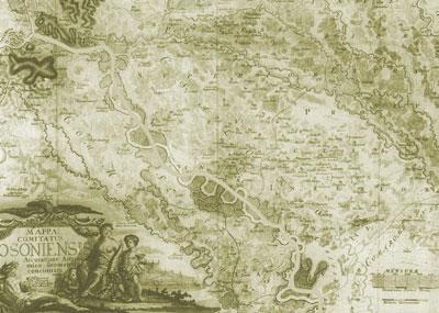 Régi térkép